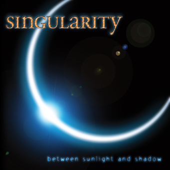 Between Sunlight and Shadow CD cover - Singularity