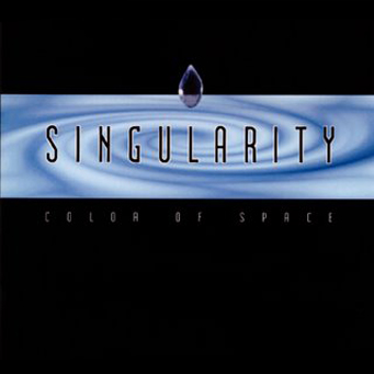 Color of Space CD cover - Singularity